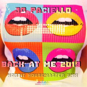 JO PACIELLO - Back At Me 2019