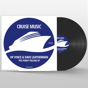 DAVE LEATHERMAN/HP VINCE - The Funky Feeling EP
