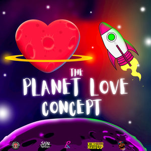 PATRICE ROBERTS & SHENSEEA/KING BUBBA/PROBLEM CHILD/SHAL MARSHALL - The Planet Love Concept