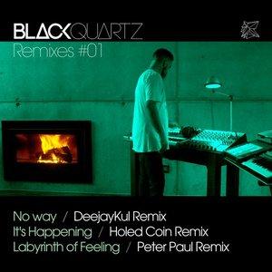 BLACK QUARTZ - Black Quartz Remixes #01