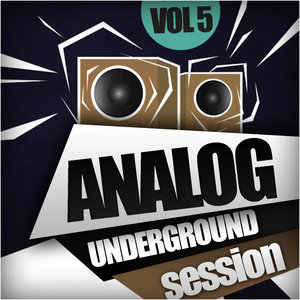 VARIOUS - Analog Underground Session Vol 5