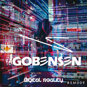 THEO GOBENSEN - Digital Reality EP