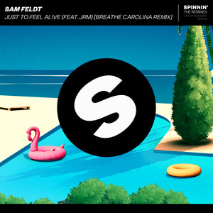 SAM FELDT feat JRM - Just To Feel Alive