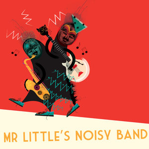 MR LITTLE'S NOISY BAND - Hypnos