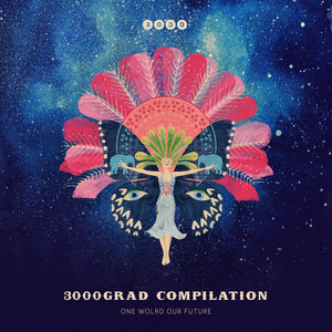 VARIOUS - 3000Grad Compilation One World Our Future (unmixed Tracks)