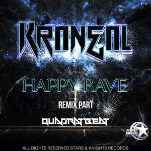 KRANEAL - Happy Rave (Quadrat Beat Remix)