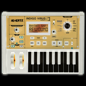 INDIGO VIRUS - Rhythm Shift Rewound