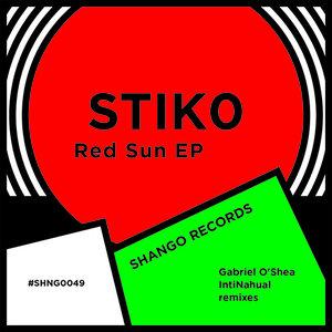 STIKO - Red Sun EP