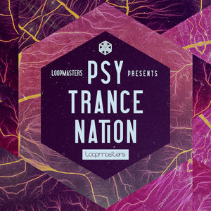 LOOPMASTERS - Psytrance Nation (Sample Pack WAV/APPLE/LIVE/REASON)