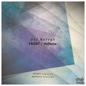 DAN NORVAN - FRONT/Hefesto
