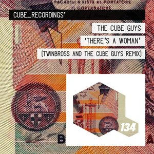 THE CUBE GUYS - There's A Woman