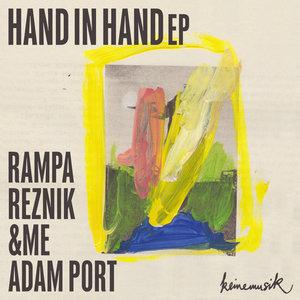 RAMPA/REZNIK/&ME/QUIM MANUEL O ESPIRITO SANTO - Hand In Hand EP