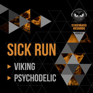 SICK RUN - Viking/Psychodelic