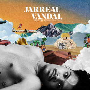 JARREAU VANDAL - What You Saying? - Paul Mond Remix