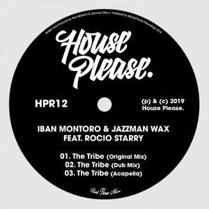 IBAN MONTORO & JAZZMAN WAX feat ROCIO STARRY - The Tribe