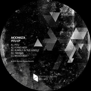 MOONKIZA - Pitu EP