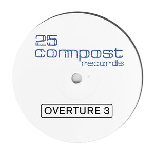 VARIOUS - 25 Compost Records - Overture 3