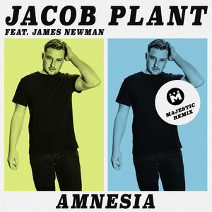 JACOB PLANT feat JAMES NEWMAN - Amnesia (Majestic Remix)