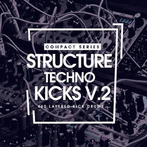 BINGOSHAKERZ - Compact Series: Structure Techno Kicks V2 (Sample Pack WAV)