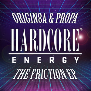 ORIGIN8A & PROPA - The Friction EP