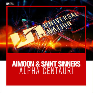 AIMOON & SAINT SINNERS - Alpha Centauri
