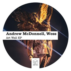 ANDREW MCDONNELL - Wall Art EP