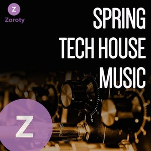 VARIOUS - Spring Tech House Music