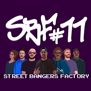 HEAVEE/CROOKERS/BASTIENGOAT/HOUSEHEAD SAMIRA/DJ MANNY/HIGH CLASS FILTER - Street Bangers Factory 11