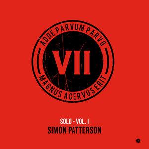 VARIOUS/SIMON PATTERSON - Solo Vol I