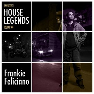 VARIOUS/FRANKIE FELICIANO - House Legends