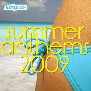 DJ ROLAND CLARK PRESENTS URBAN SOUL/STEPHANIE COOKE/P'TAAH/JULIUS PAPP - Summer Anthems 2009
