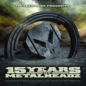 VARIOUS - 15 Years Of Metalheadz