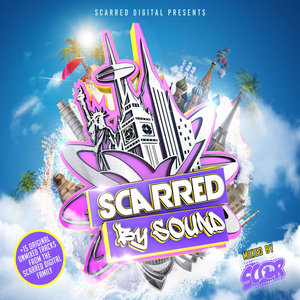 VARIOUS - Scarred By Sound