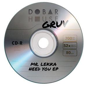 MR LEKKA - Need You EP