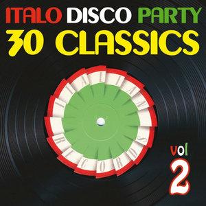 VARIOUS - Italo Disco Party Vol 2 (30 Classics From Italian Records)