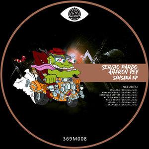 AHARON PEY/SERGIO PARDO - Samsara EP