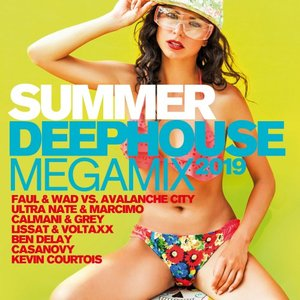 VARIOUS - Summer Deephouse Megamix 2019