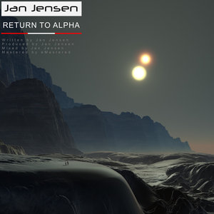 JAN JENSEN - Return To Alpha