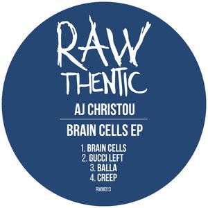 AJ CHRISTOU - Brain Cells EP