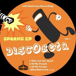 DISCOBETA - Sparks EP