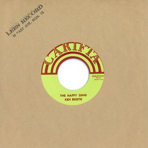 KEN BOOTHE & REGGAE BOYS - The Happy Song/What You Gonna Do