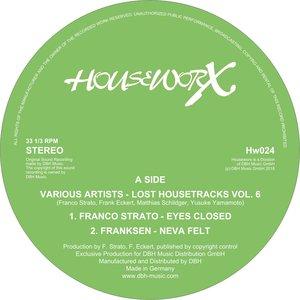FRANCO STRATO/FRANKSEN/M.S./YUSUKE YAMAMOTO - Lost House Tracks Vol 6