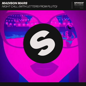 MADISON MARS feat LETTERS FROM PLUTO - Night Call