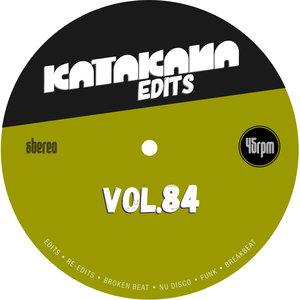 FL - Katakana Edits Vol 84