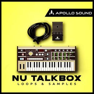 APOLLO SOUND - Nu Talkbox (Sample Pack WAV/APPLE)