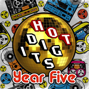 VARIOUS - Hot Digits: Year Five