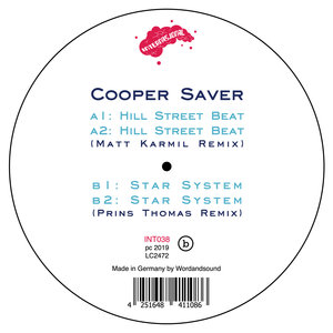 COOPER SAVER - Hill Street Beat/Star System