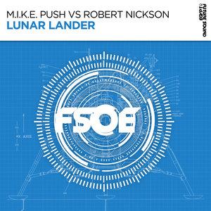 MIKE PUSH vs ROBERT NICKSON - Lunar Lander