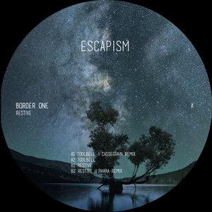 BORDER ONE - Restive EP