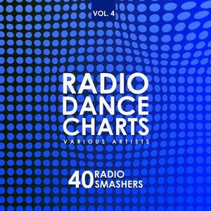 VARIOUS - Radio Dance Charts Vol 4 (40 Radio Smashers)